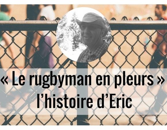 « Le rugbyman en pleurs » : l'histoire d'Eric